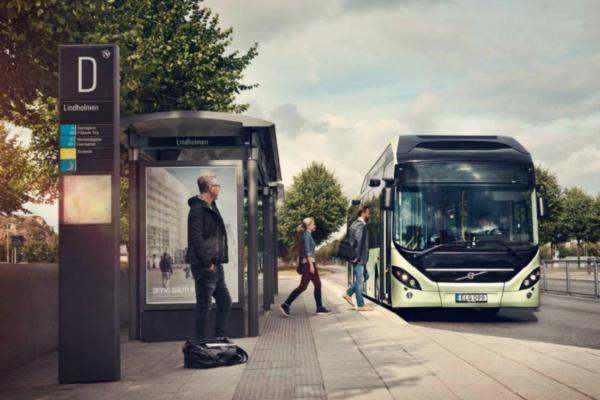 Gothenburg announces new electric bus route