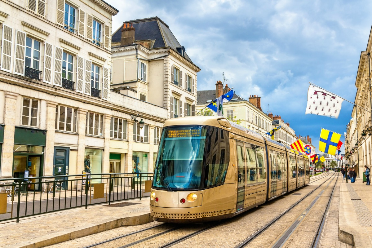 Orleans is the latest French city to roll out the mobile ticketing system