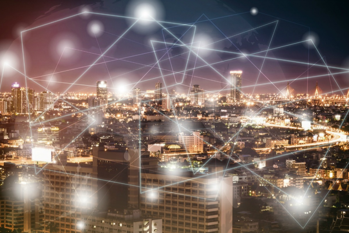 Creating smarter, safer and more sustainable cities requires shared network infrastructure, says Gary Holland, IP Optical Networks (ION), Nokia