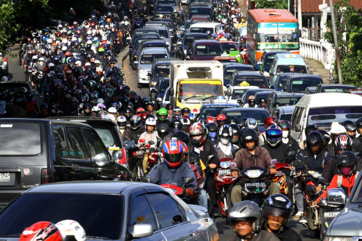 Congestion in Jakata