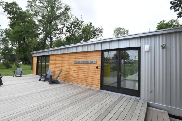 Energy efficient tech at heart of Baltimore training centre