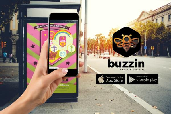 AR app helps Manchester Pride visitors navigate the city
