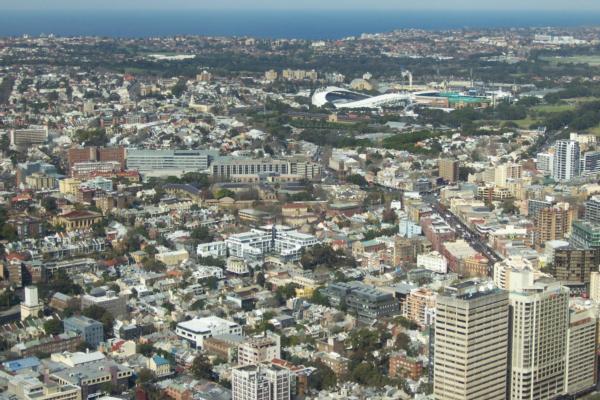 Sydney's latest move to improve 'urban liveability'