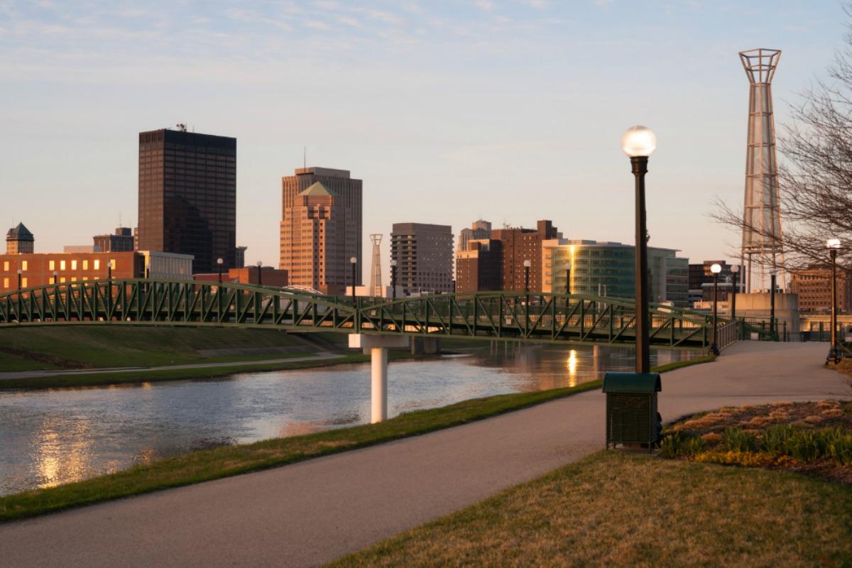 Dayton, Ohio, becomes the 1500th city on transport app Moovit