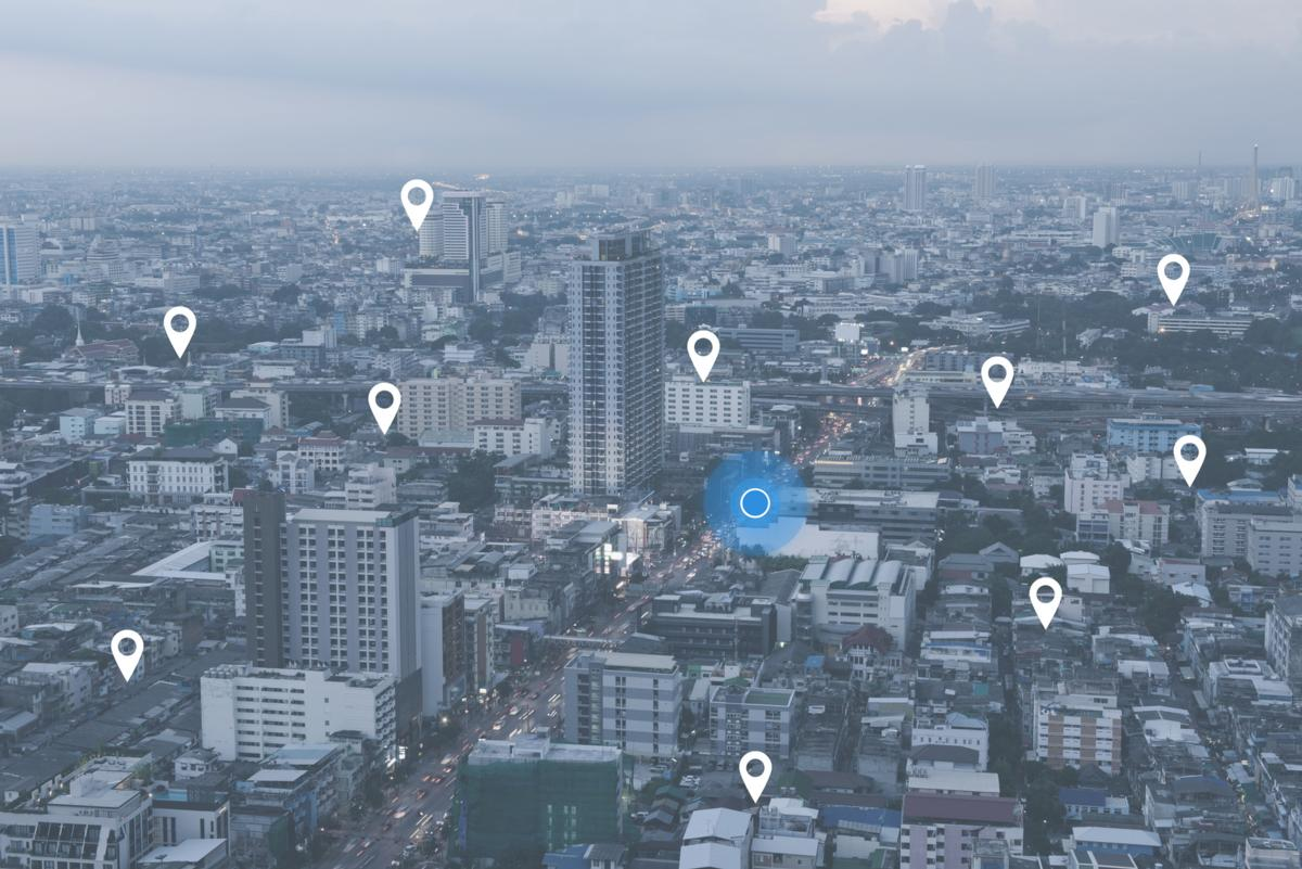 Location intelligence can identify areas of opportunity to help cities and citizens