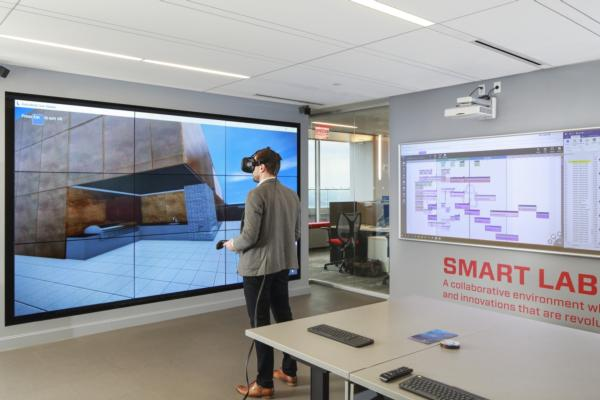 Suffolk unveils lab of innovation