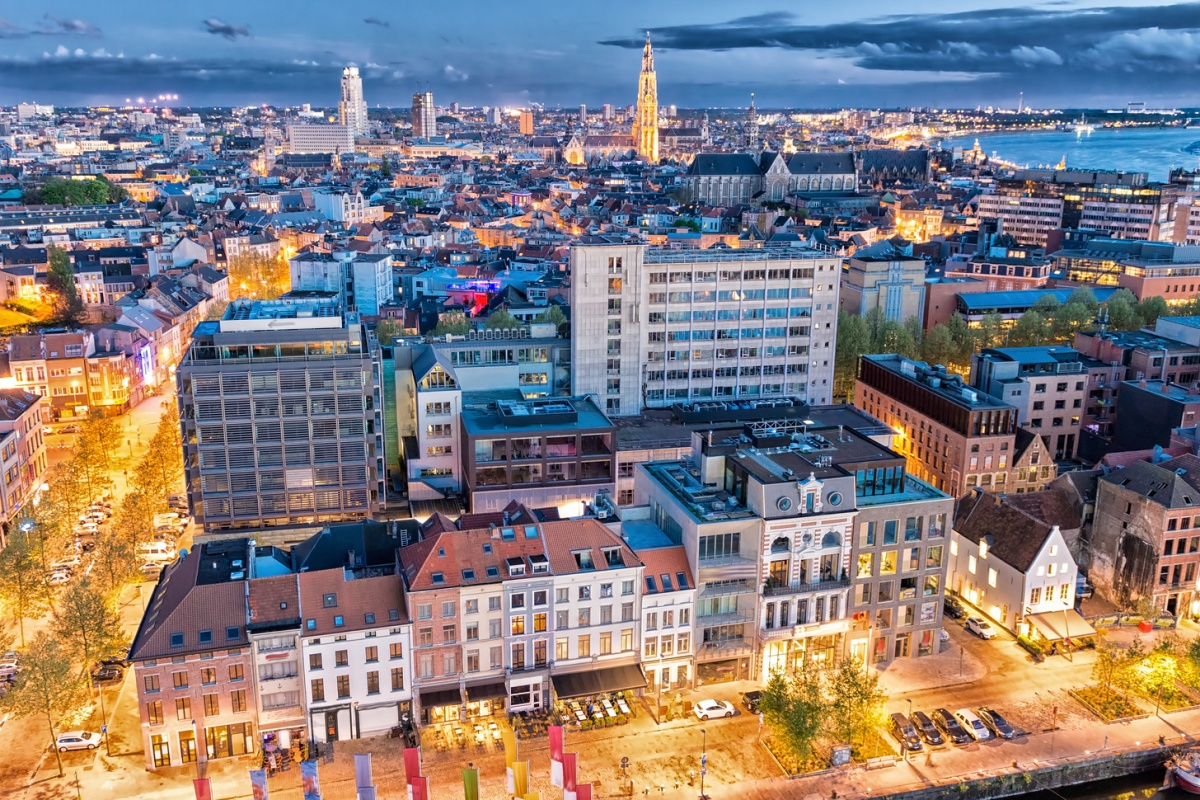 Antwerp will become a LTE IoT City and will be open for customer's pilots later this year