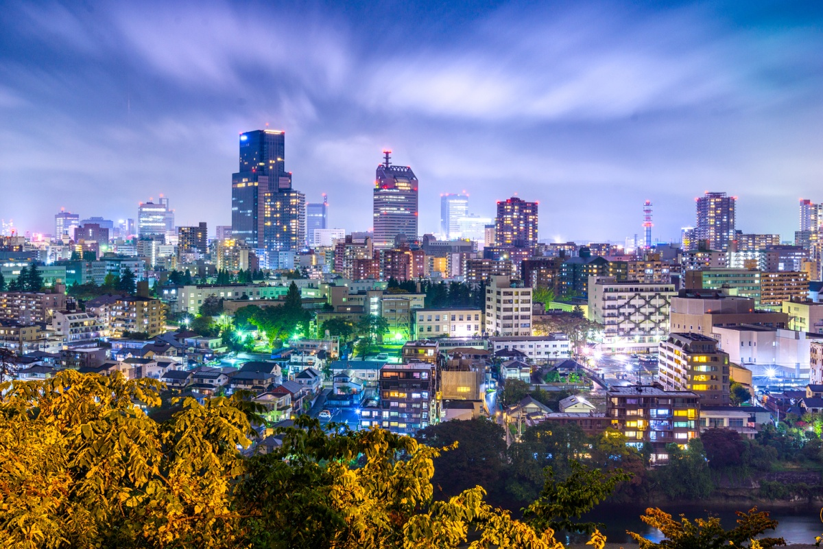 The partnership with Nokia builds on Sendai's strong ties with Finland