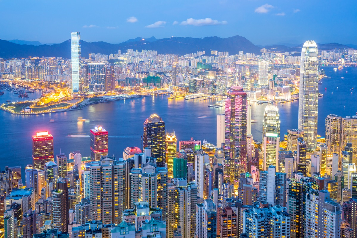 The identity system will play a key part in Hong Kong's smart city journey