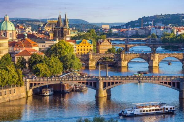 Nationwide LoRaWAN for Czech Republic
