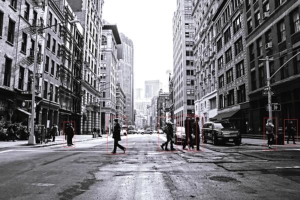 Visualising pedestrian safety