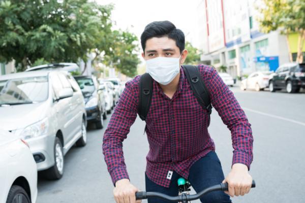 Blue, a breath of clean air