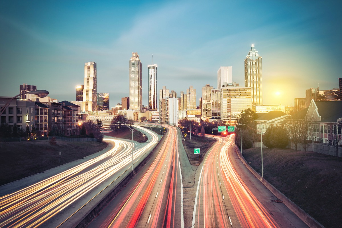 The Safer Roads Challenge has helped reduce crashes in the city of Atlanta by 26 per cent