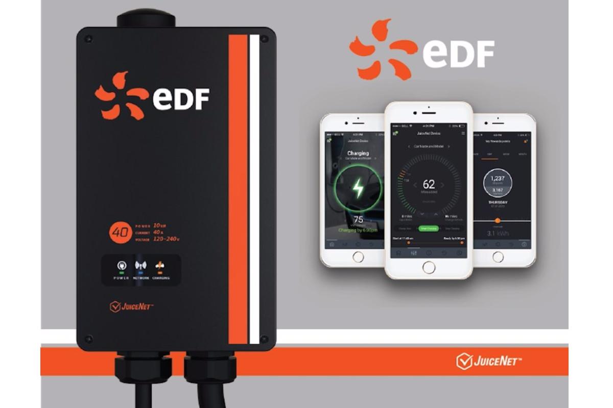The partnership expands the JuiceNet IoT EV charging software platform