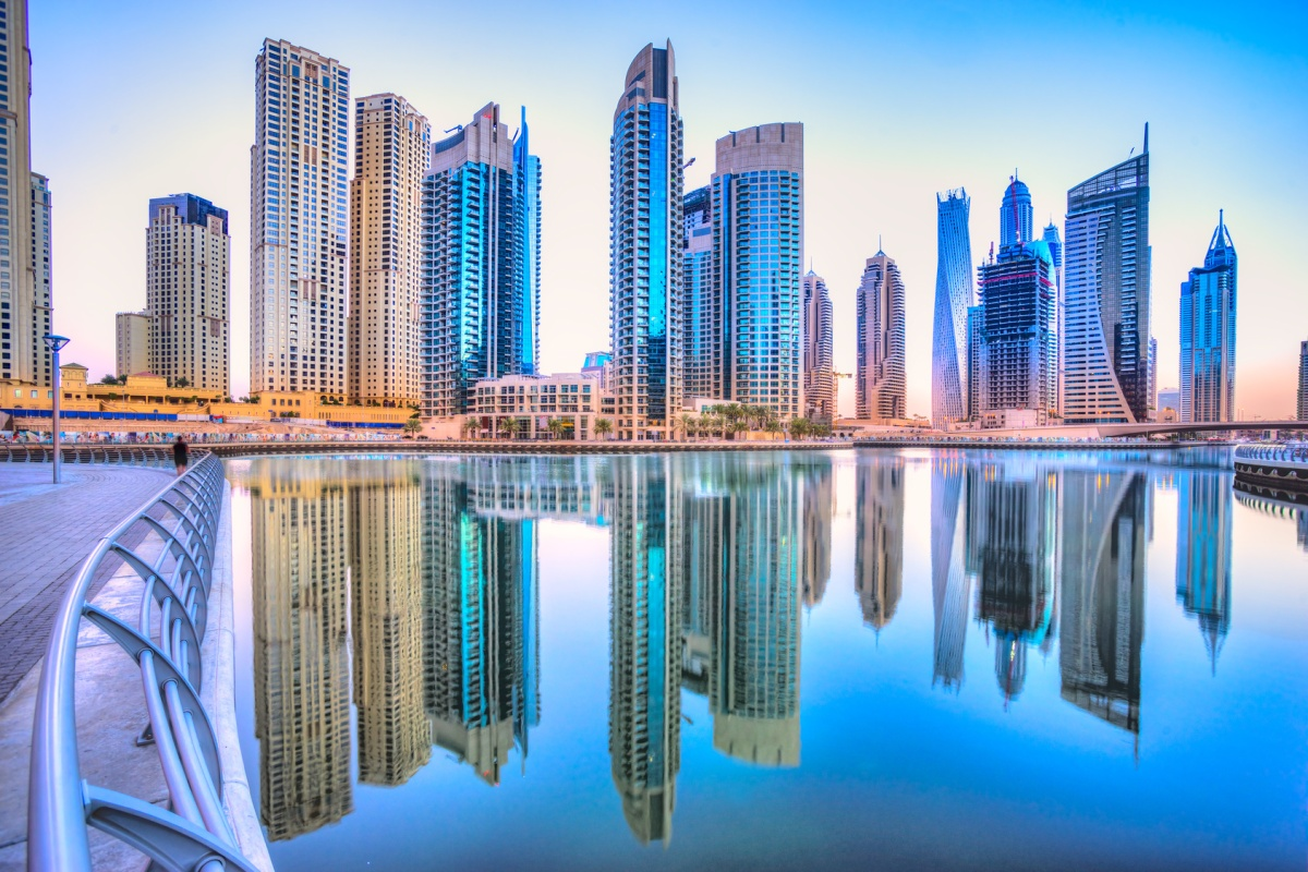 Dubai is crowned the smartest city at Expo's Global Smart City Awards