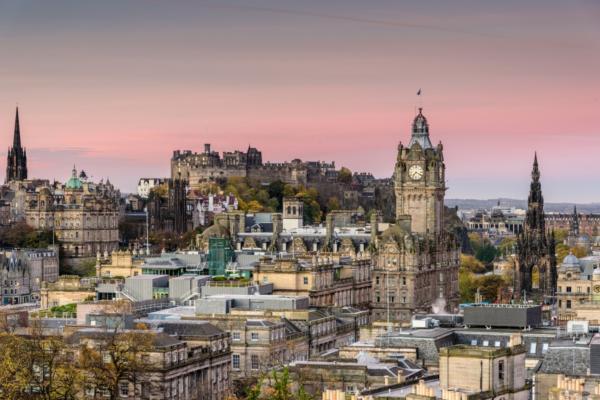 London and Edinburgh top smart city 'leaderboard'
