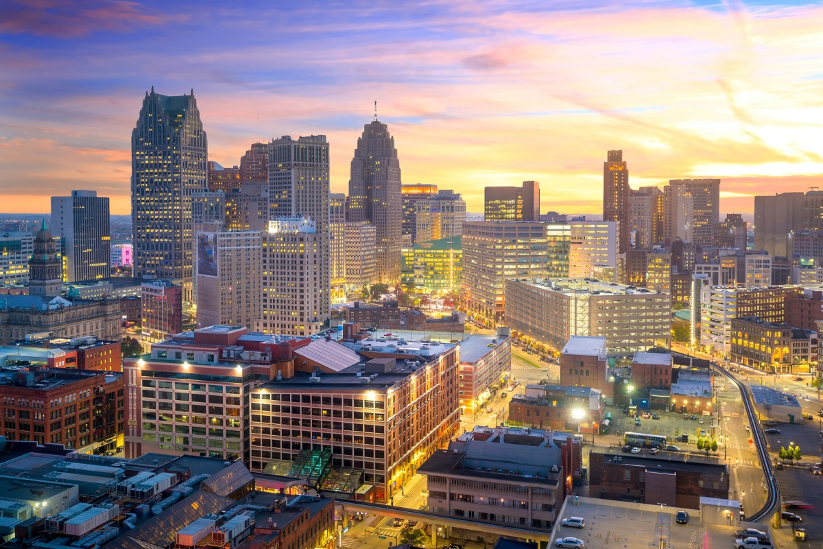 Detroit is one of the cities leading the charge and innovating with intention
