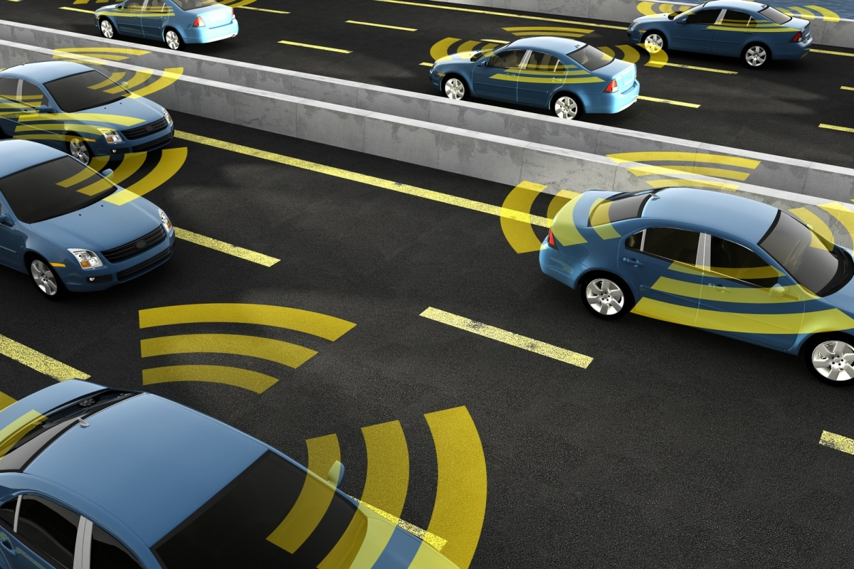 The project aims to ensure driverless vehicles will be connected and collaborating