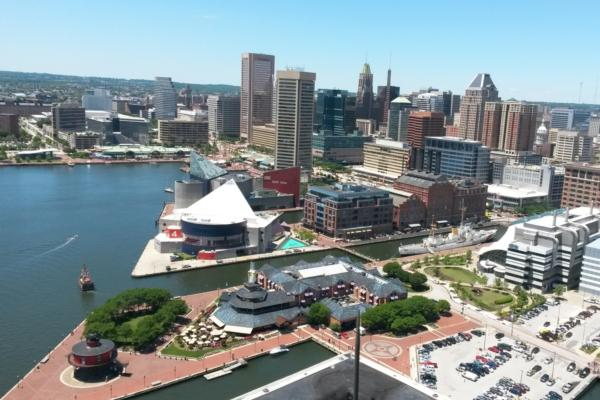 Free internet service helps to reduce the digital divide in Baltimore