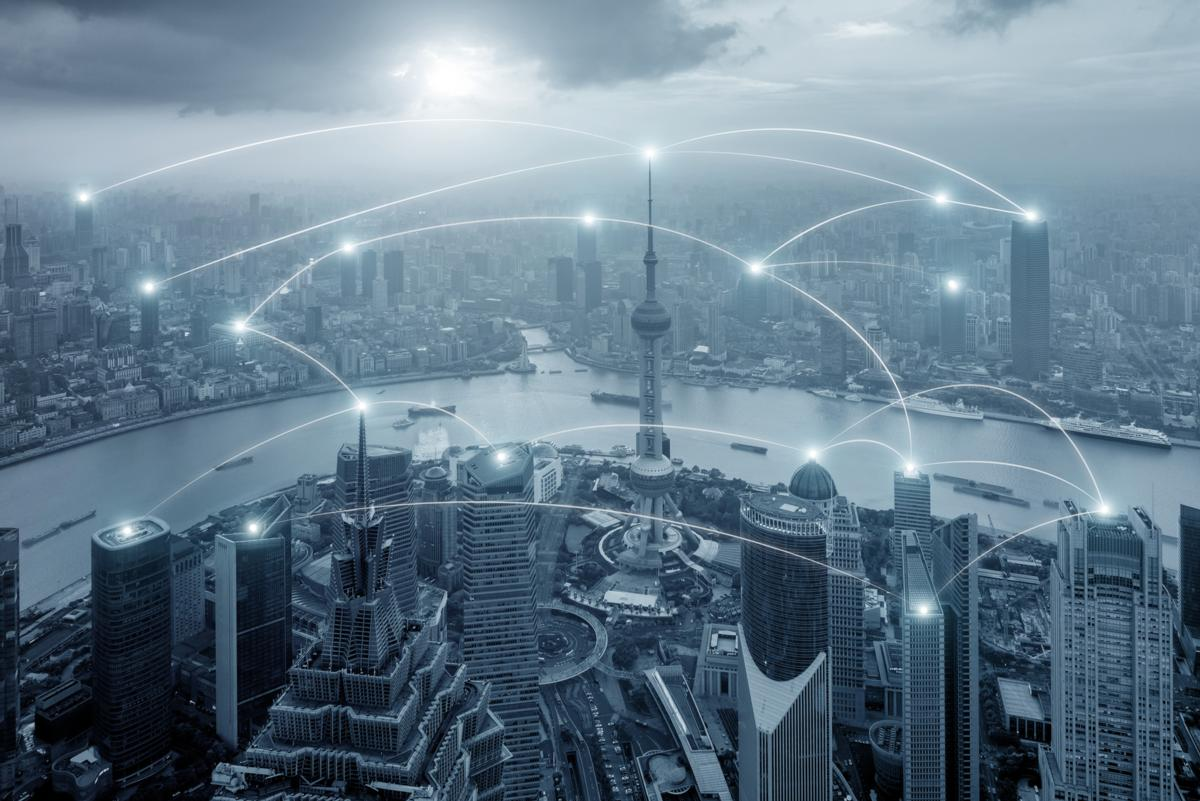 The Chinese government has ambitious connectivity targets by 2020