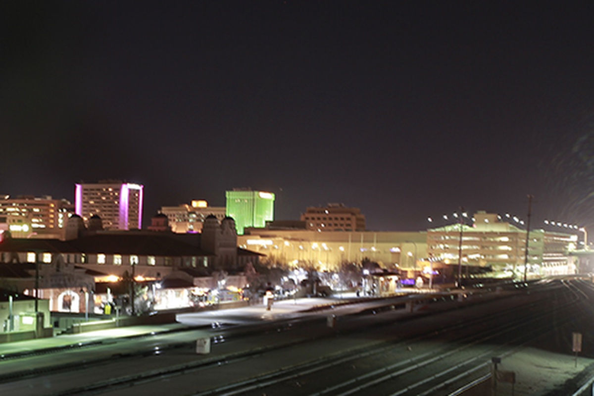 Albuquerque's lighting masterplan ensures the city has the right light for the right application
