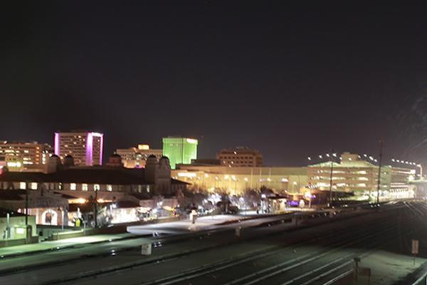 "Albuquerque embarks on ""unique"" plan to relight city"
