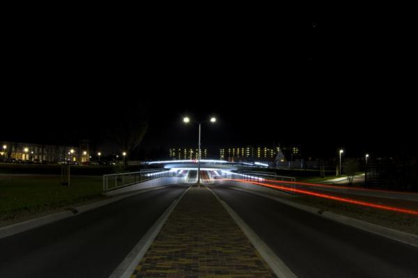 "Dutch city deploys ""light on demand"""