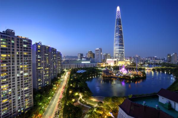 Seoul: A city based on data