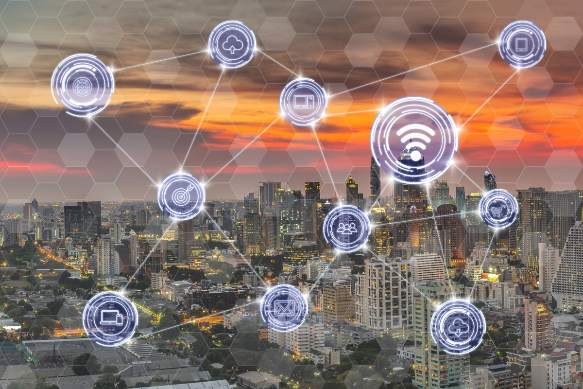 Partnership aims to give rise to the next generation of smart city and utility services