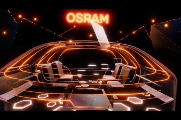 Osram drives ahead with automotive technology