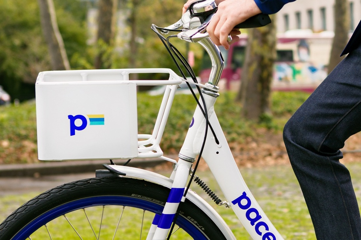 The Pace bike-share scheme claims to adapt to each city's needs and environment