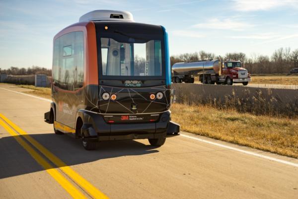 Autonomous solutions for public agencies in the US