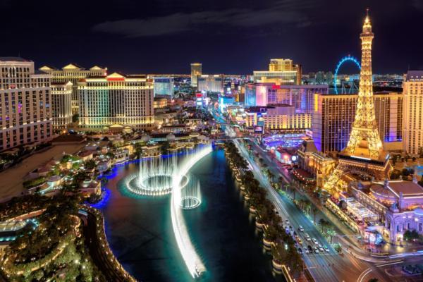 Connected vehicle pilot for Las Vegas