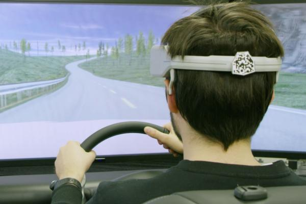 Brain-to-vehicle tech redefines future of driving