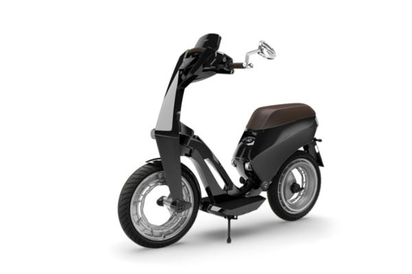 Electric scooter aims to empower city dwellers