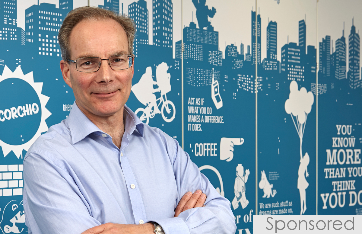 Smart street lighting is driving smart city projects, says Will Gibson, Telensa