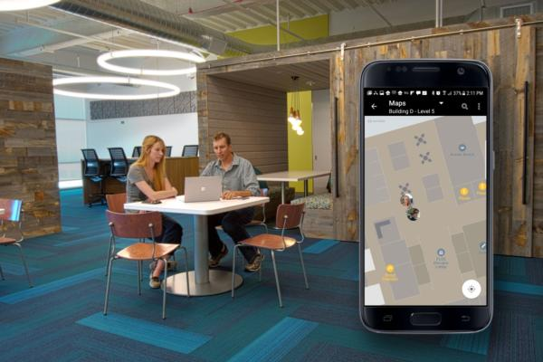 Building the next-generation offices