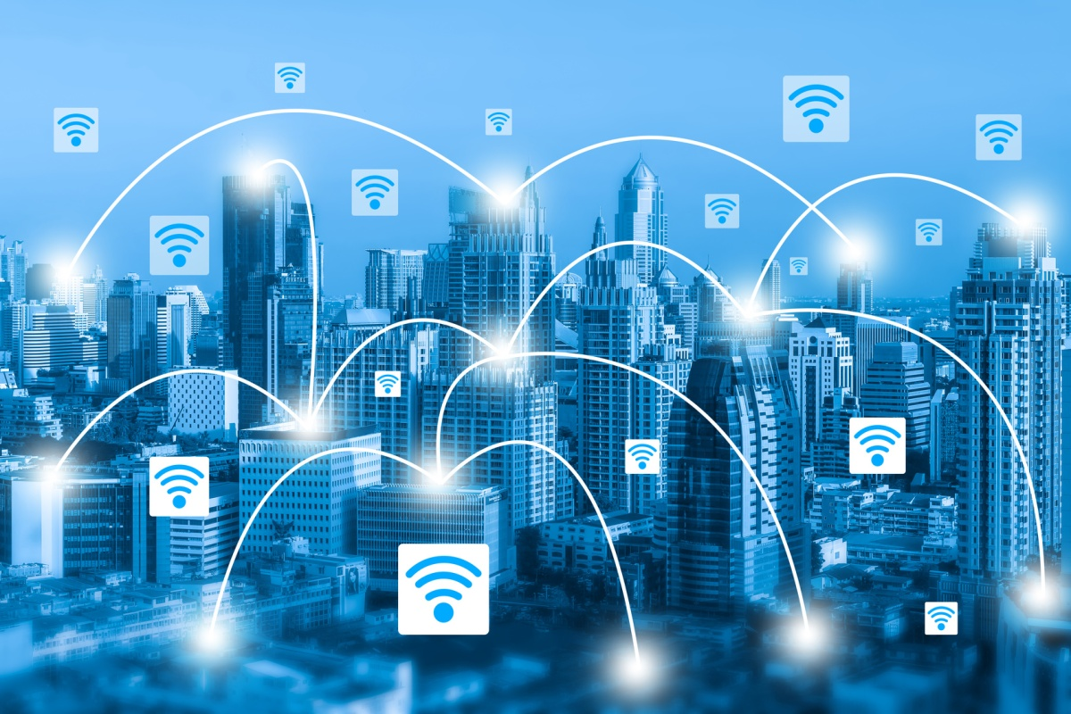 ESI reports that the speed of technological change in cities has been brisk.