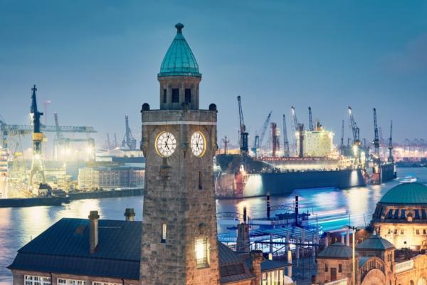Hamburg port to test 5G