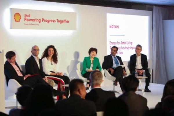 Thought leaders explore path to energy future