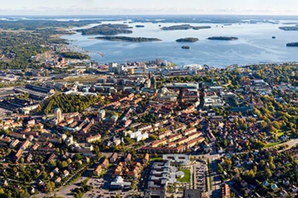 Swedish city on path to smart