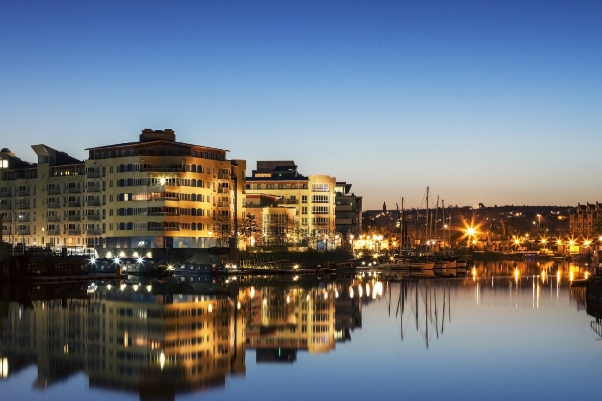 Bristol is aiming to become the best-connected city in the UK