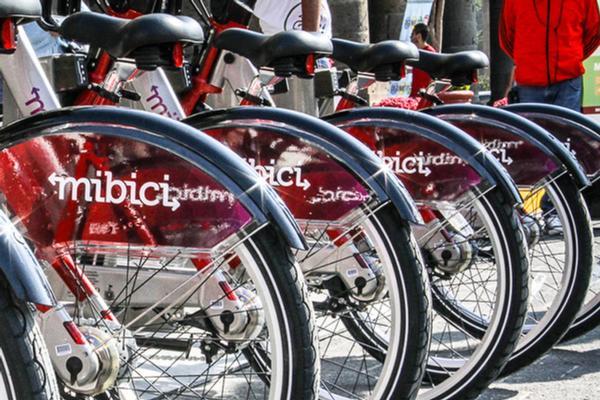 The direct impact of AI on bike-share
