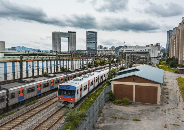 Super-fast wi-fi service on Seoul's subways