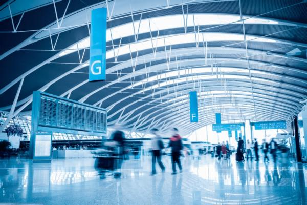 New brand at the heart of airport transformation