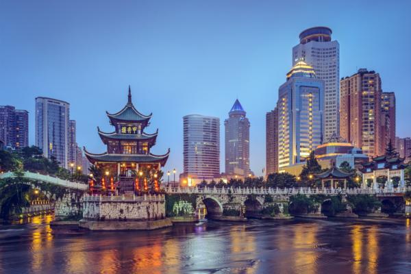 Partnership boosts China smart city development