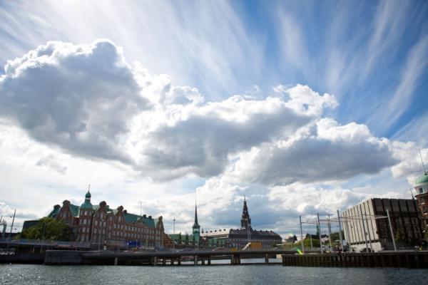 Google cars measure Copenhagen air pollution
