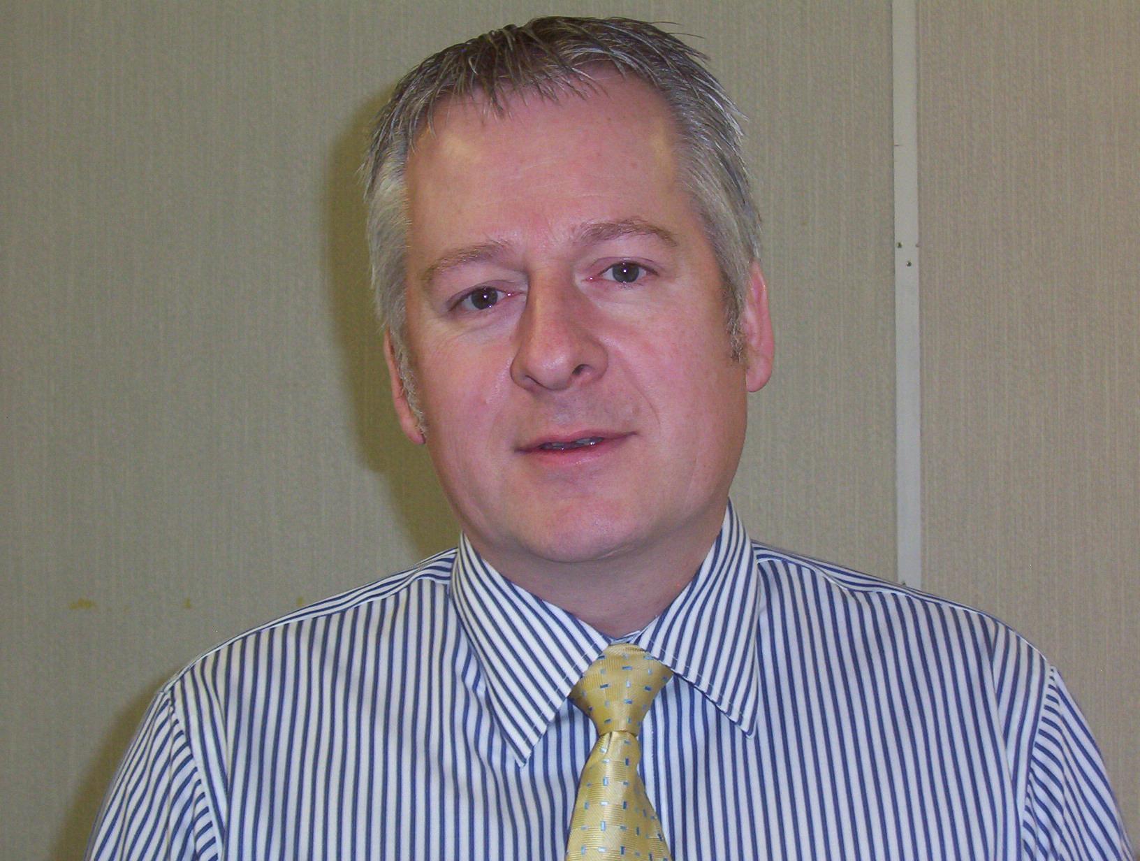 Gert Rohrmann, Siemens Building Technologies UK