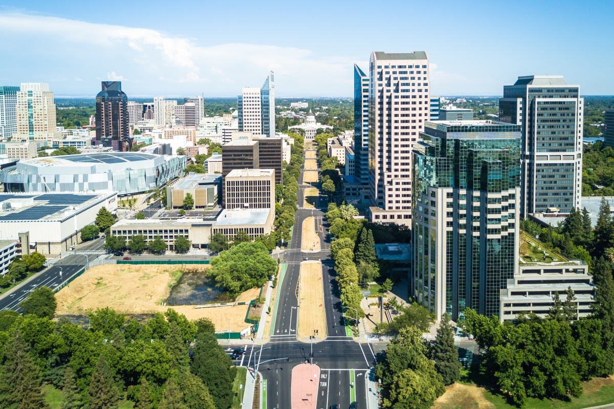 Sacramento is encouraging start-ups and companies to come forward with ideas