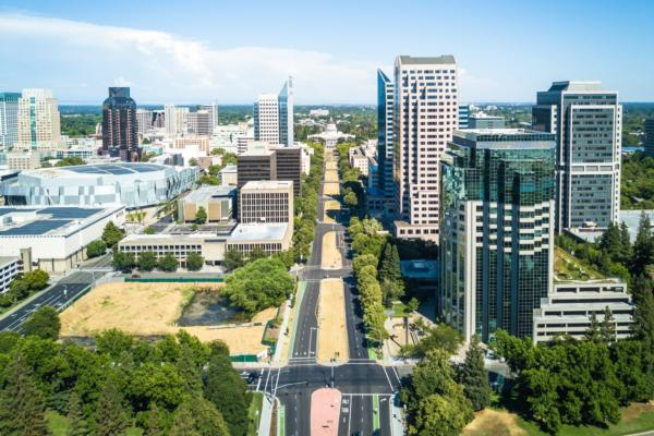 Sacramento gets charged up in green deal